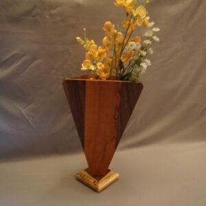 3-Sided Vase
