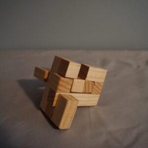 Wod Puzzle Box – 3 Piece