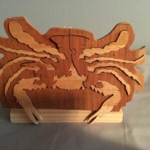 Crab Wood Puzzle
